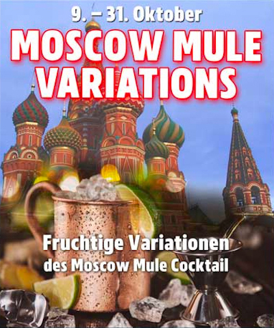 Moscow Mule Variations